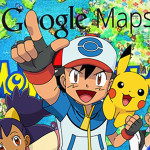 Gamification no Google Maps: Encontre o Pokémon